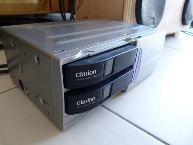 Les Clarion DRX 9175 et 9375, bombes musicales ! 529090P1130220