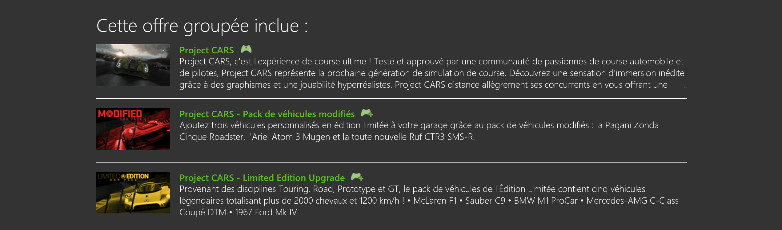 Projet CARS : XBOX ONE / PS4 - Page 3 529457Studio20150428230036