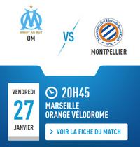 [OM - Montpellier] Première victoire de l'année en L1 ? {5-1} 52978620170122225350