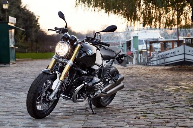 BMW Motorrad : accessoires « Machined » pour les BMW R NineT. 531406P90245884highResbmwrninetxroland