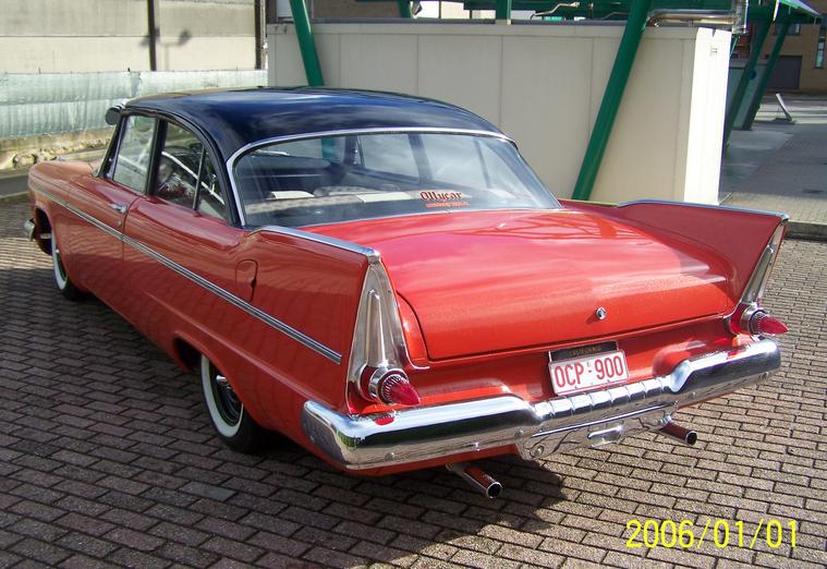 Annonces de particuliers de voitures américaines en France 531691ply58