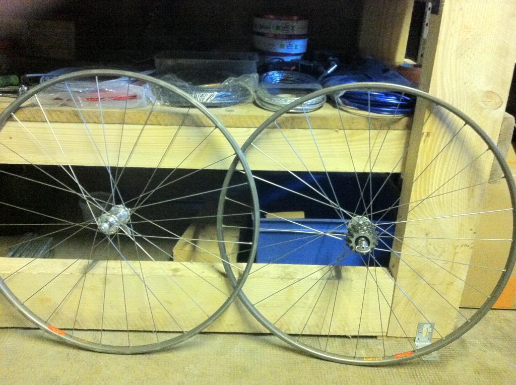 Vélo de course Daniel Guedon  cadreur Lyonnais  531696IMG6363