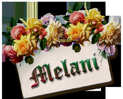 Nombres con M - Página 4 5320043Melani