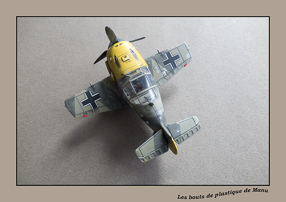 tiger - Bf 109 Tiger Model egg plane-FINI ! - Page 3 5322808353