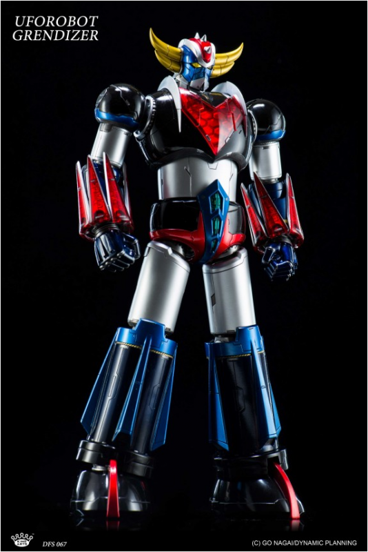 KING ARTS DIE-CAST GRENDIZER   533021DFS0671
