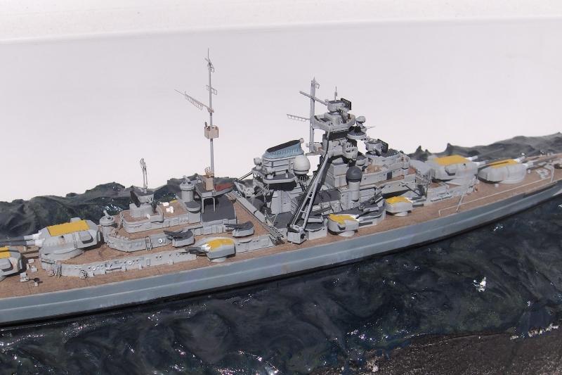 Bismarck 1/700 [Trumpeter] - Page 5 533091HPIM2203