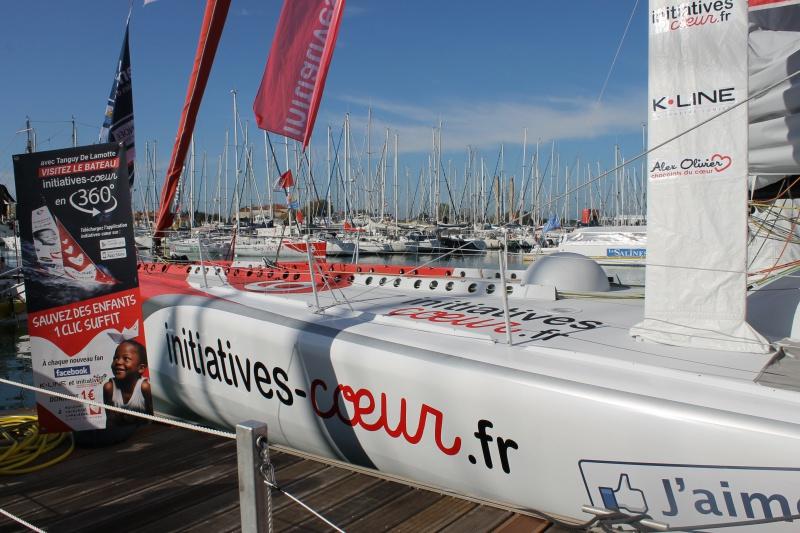 Visite du village et du ponton du Vendée Globe le 25/10/16 533169IMG4479