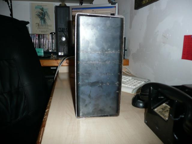 Création Feld Fu Back pack radio : 533366P1060937