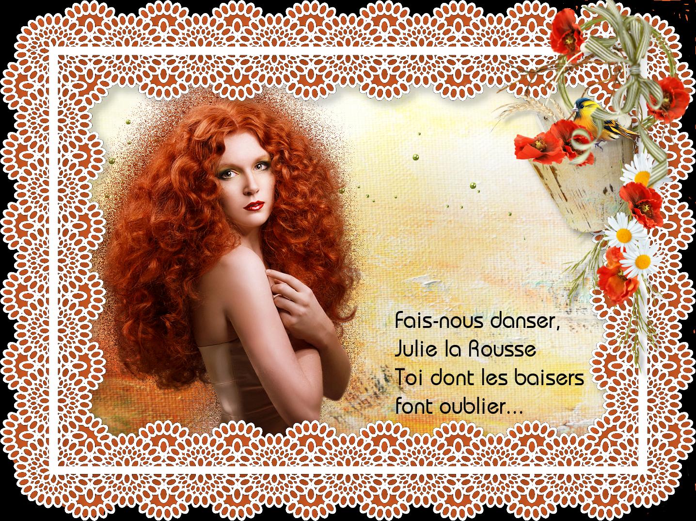 Julie la Rousse 5342441542