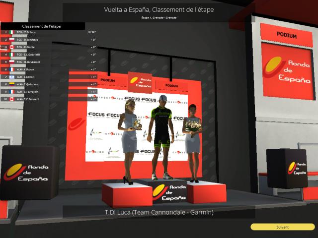 Vuelta - Tour d'Espagne / Saison 2 534409PCM0001