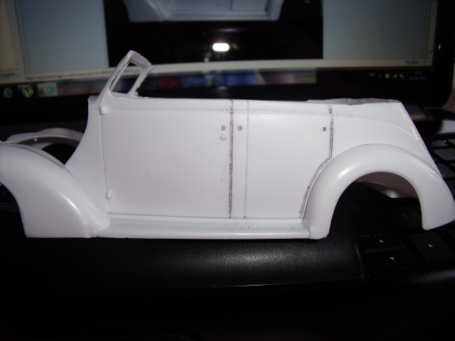 Ford '37.La Beatnik Car du gendarme en balade. 534751DSCF57001
