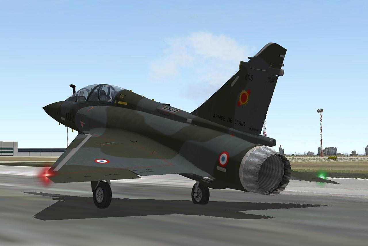 Mirage 2000D - Falcon BMS 4.32 53620620130729i
