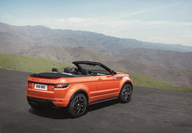 Range Rover Cabriolet, Un SUV Pour Toutes Les Saisons 536218RREVQConvertibleStatic09111510