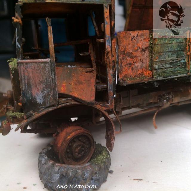 AEC Matador for sale AFV 1/35 536317IMG3961