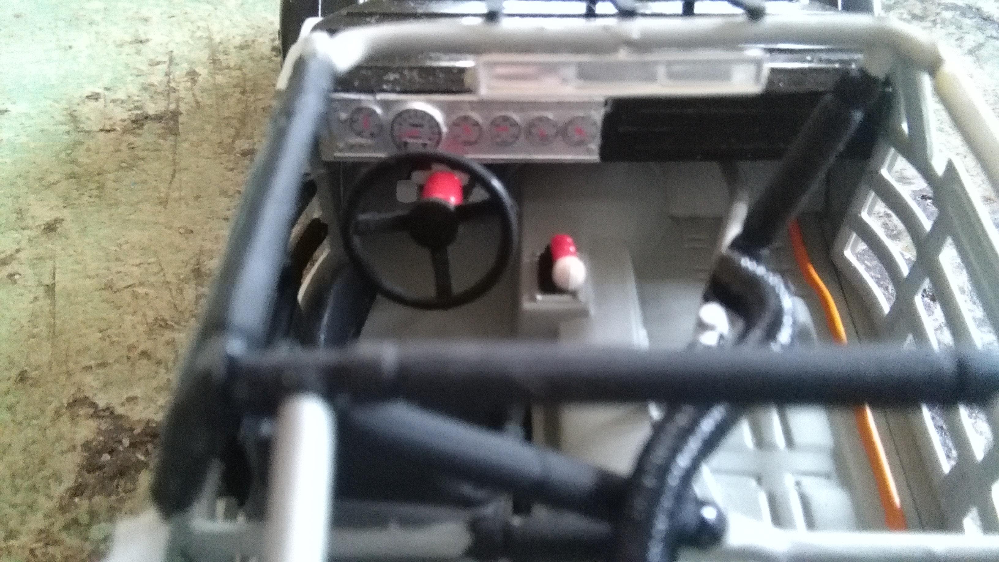 Chevy Monte-Carlo 1998 #32 Jeff Green Kleenex-Cottonelle   536549IMG20160207145533