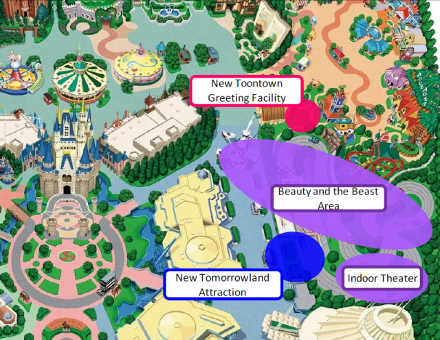 [Tokyo Disneyland] Nouvelles attractions à Toontown, Fantasyland et Tomorrowland (printemps 2020)  - Page 2 536666W104