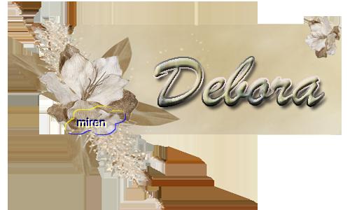 Nombres con D 5369212Debora