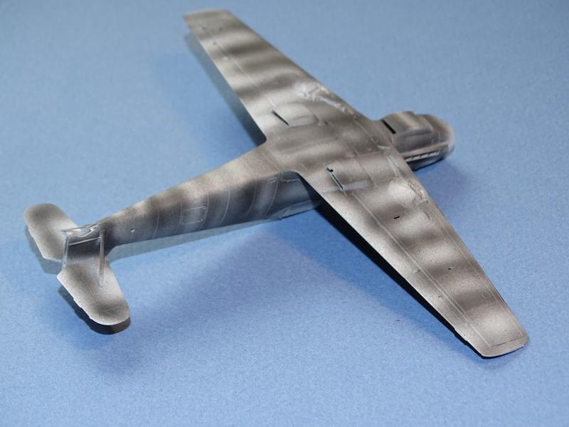 Bf 109 E3 WNr 1304 du JG 76 capturé le 22/11/1939 537011DSC03357