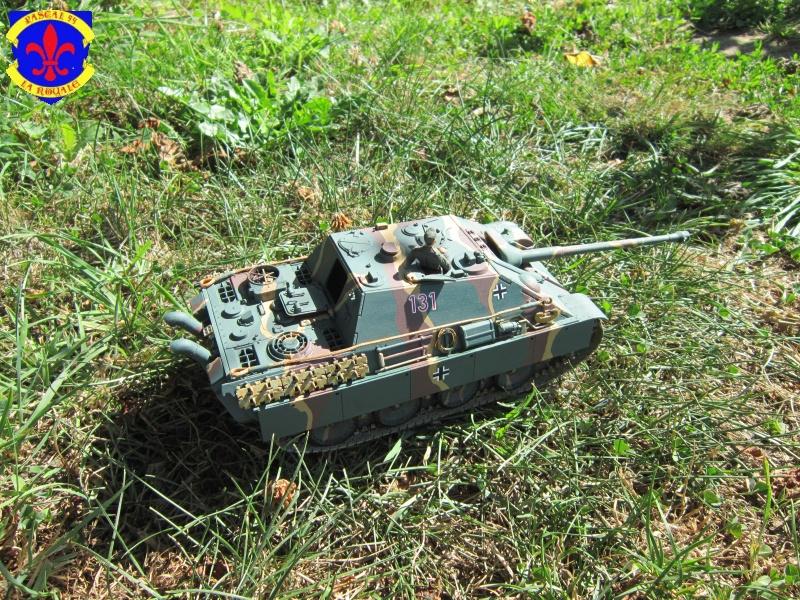 Jagdpanther Sd Kfz 173 de Tamiya au 1/35° 537382IMG1023L