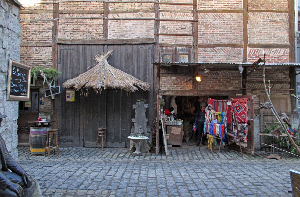 Durbuy, la plus petite ville du monde. 537691DURBUY02021409
