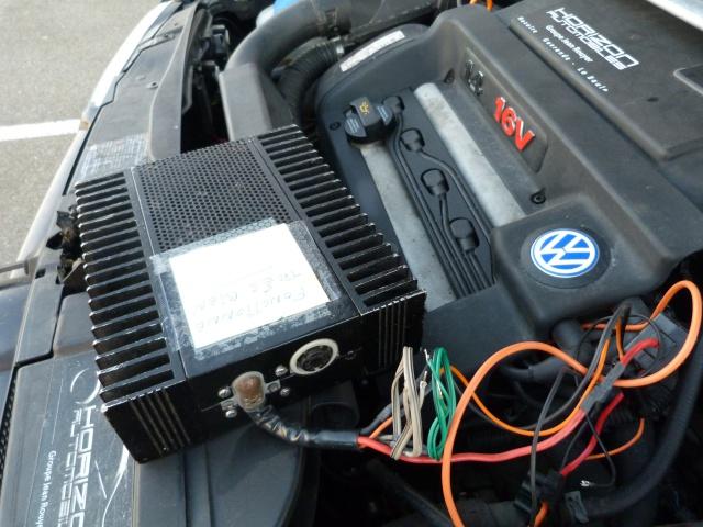 VW T3 Westfalia: double système Pioneer: ODR et Component 537778P1240832