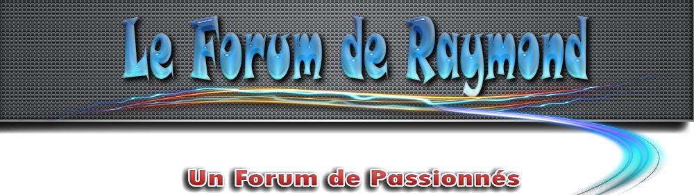 Le forum des passionnés