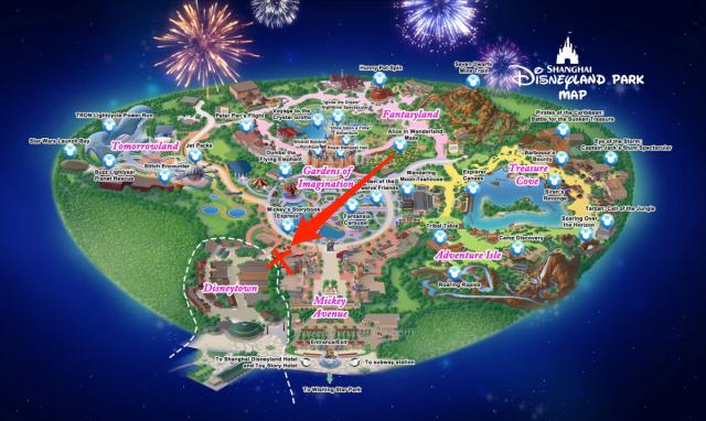 Shanghai Disneyland (2016) - Le Parc en général - Page 39 538555w758