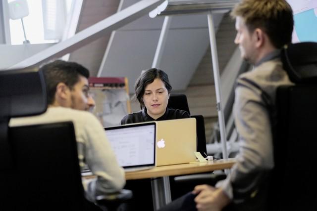 Renforcement des compétences informatiques du Groupe Volkswagen : inauguration d'un laboratoire digital à Berlin 538566hddb2016al02073large