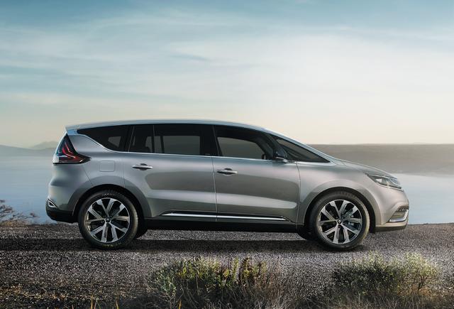 Mondial de l\'Automobile 2014 : Renault réinvente Espace