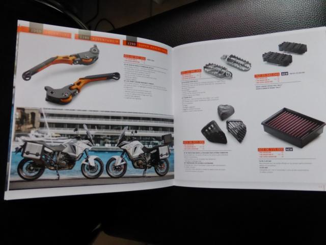Orange day's 2015 : essai 1050 adventure  538640P1000961