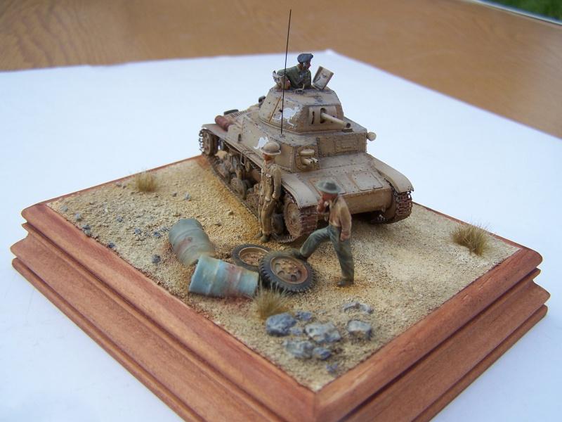 Char moyen M13/40 Tobrouk 1941 5387591005587