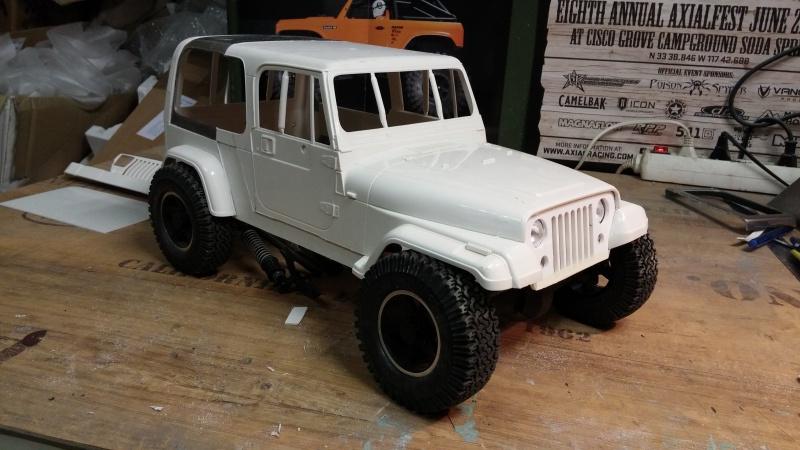 Jeep TJ Unlimited  53964620141004173318