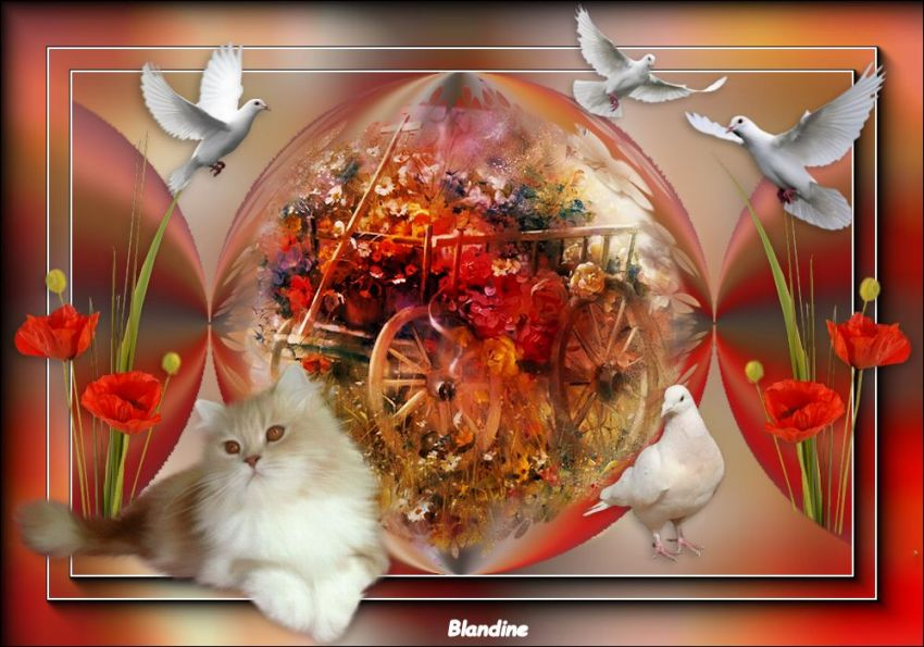 Le chariot de fleurs 541618TutochezEliselechariotfleuri