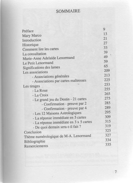 LIVRES sur le petit LENORMAND - Page 13 541697marymarco001