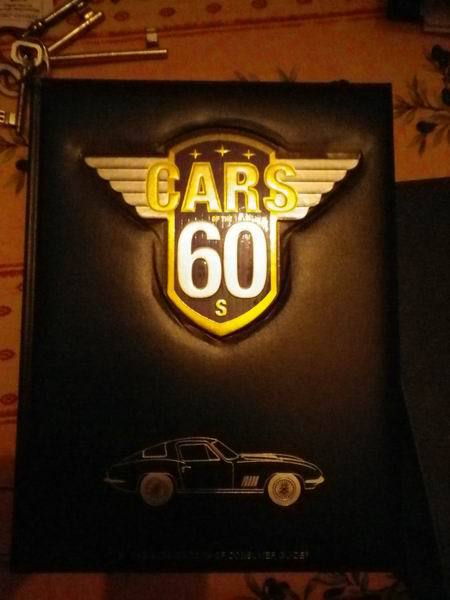 livres 2 * us car ,truck ,moto et  cinema 542090RedimensionnementdeCars60s1
