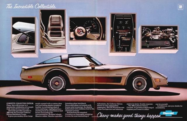 chevrolet corvette 1982 edition collector monogram au 1/8 - Page 2 542429CollectorsEditionCorvette2