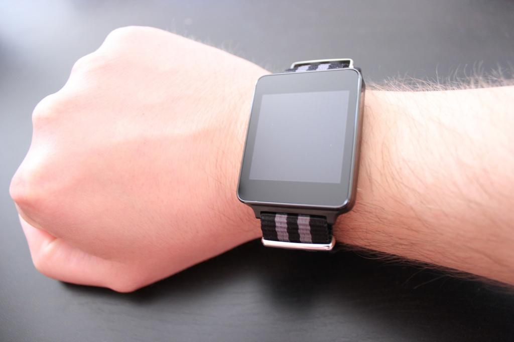 Présentation de ma LG G Watch 542609IMG9079