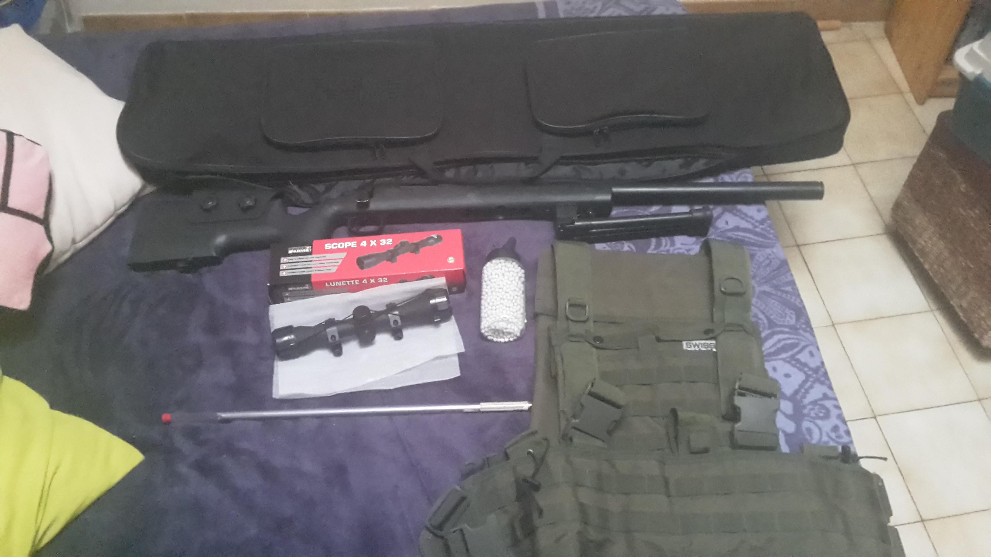 Vente FN SPR A5M 54294120150831194246