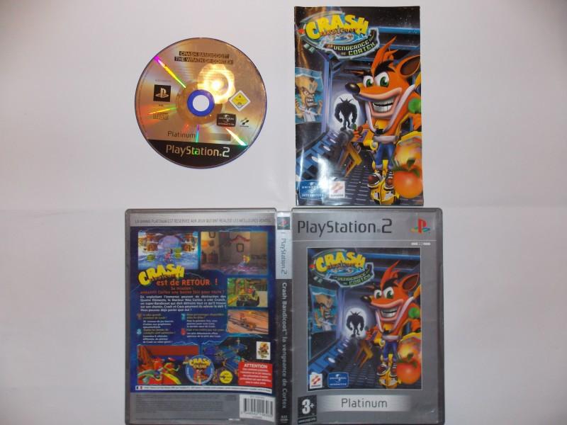Crash Bandicoot : La vengeance de Cortex 543574Playstation2CrashBandicootlavengencedecortexPlatvers2