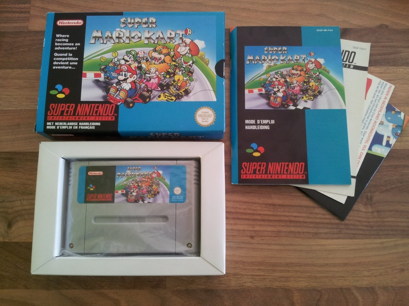 Prupru's Collection ! 100% Super Nintendo et 200% Super Comboy !! - Page 12 543630SMK