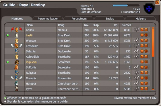 """[ACCEPTÉE] Candidature de la guilde """"Royal Destiny"""" 543651guilde"""