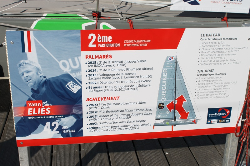 Visite du village et du ponton du Vendée Globe le 25/10/16 543852IMG4514