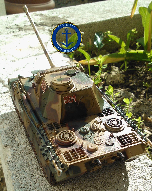 Panzerkampfwagen Panzer V Panther Ausf D. 543868panther43