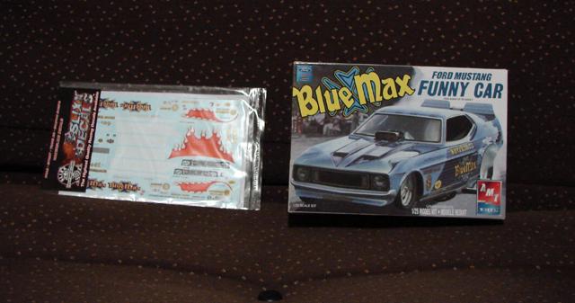 Blue Max Funny Car 544098bluemax001