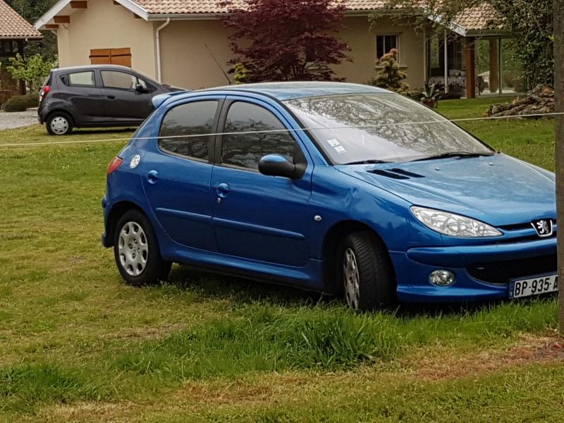 Peugeot 206 1.4 hdi  54429520170410103626