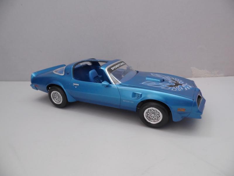 Pontiac Trans-am '78 -1000 jours- 544930SAM7128