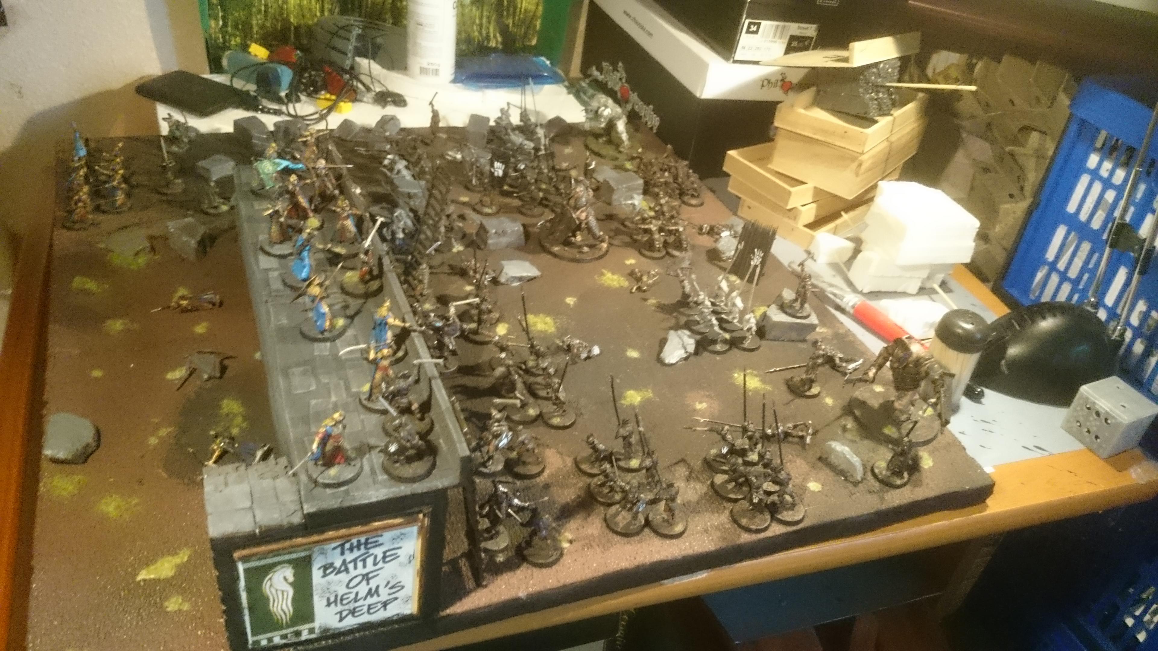 Diorama - Armies on parade 2015 545589DSC0401