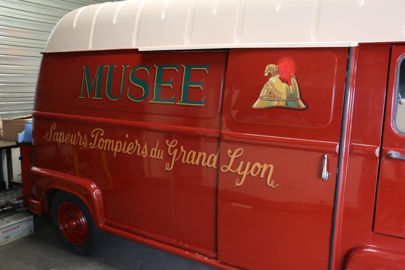 Des camions à gogo....Musée des sapeurs pompiers de Lyon 545905IMG6682