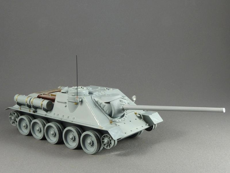 SU-100 - DRAGON 1/35 - Page 2 545909P1020837