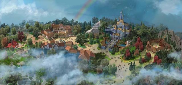 [Tokyo Disney Resort] Plan d'investissement incluant New Fantasyland et nouveau port à Tokyo DisneySea (2014-2024)  - Page 4 546354w105